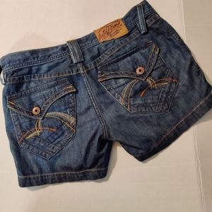 Lucky Brand Shorts Button Fly Size 12